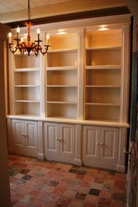 Nellensteyn Kastenmakerij | Boekenkasten
